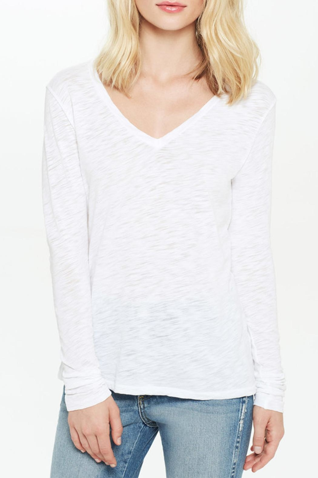 Goldie Classic V-Neck Long-Sleeve - Main Image