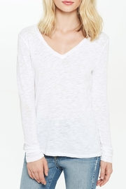 Goldie Classic V-Neck Long-Sleeve - Product Mini Image