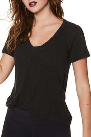 Nancy Rose Classic V-Neck Tee - Front cropped