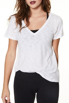 Nancy Rose Classic V-Neck Tee - Product List Image
