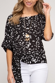 She and Sky Classic Vibe top - Product Mini Image
