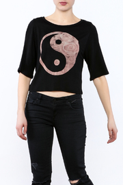 Classic Ying Yang Top - Product Mini Image