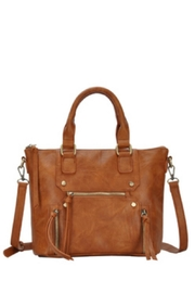 Classic Trendz Boutique Abagail Tan Handbag - Product Mini Image