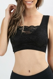 Classic Trendz Boutique Black Lace Bralette - Product Mini Image