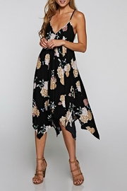 Classic Trendz Boutique Floral Handkerchief Dress - Product Mini Image