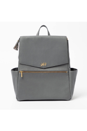 Freshly Picked Classic Diaper Bag - Charcoal - Product Mini Image