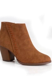Classified My Everyday Camel Booties - Front full body