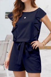 lily clothing Classy & Chic Romper - Product Mini Image