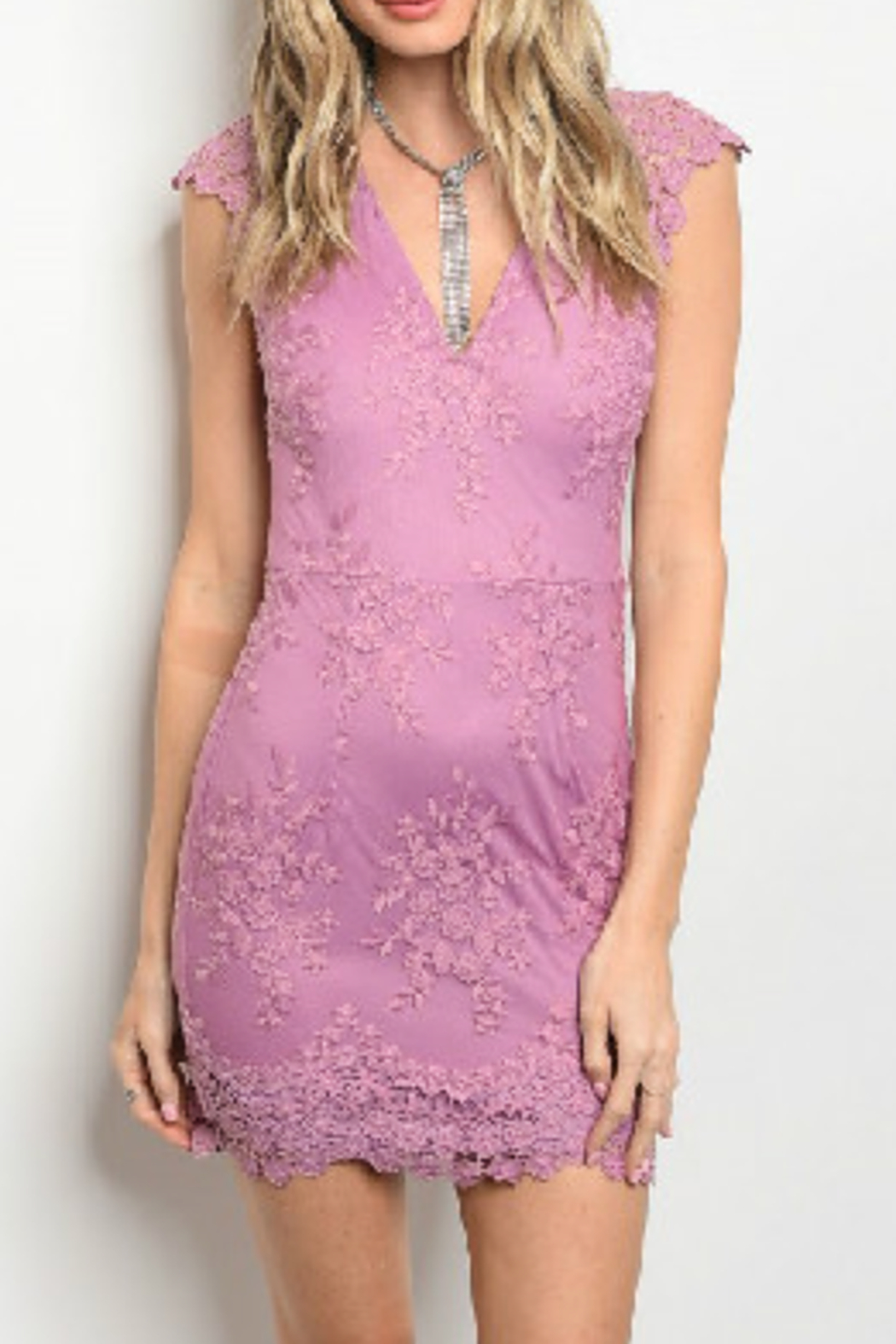 Xtaren Classy Lace MIni - Front Cropped Image