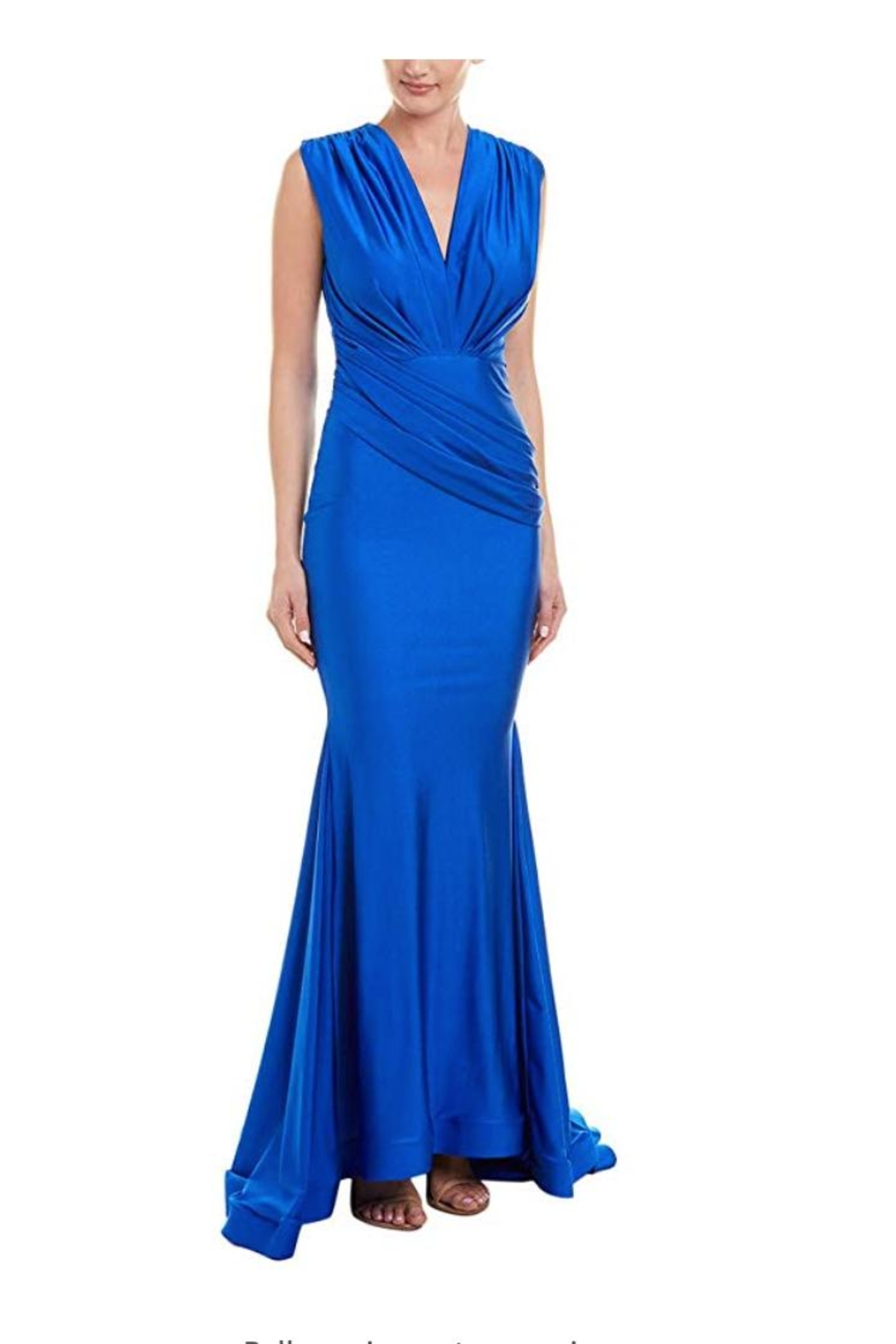 Issue New York Classy Royal Gown - Main Image