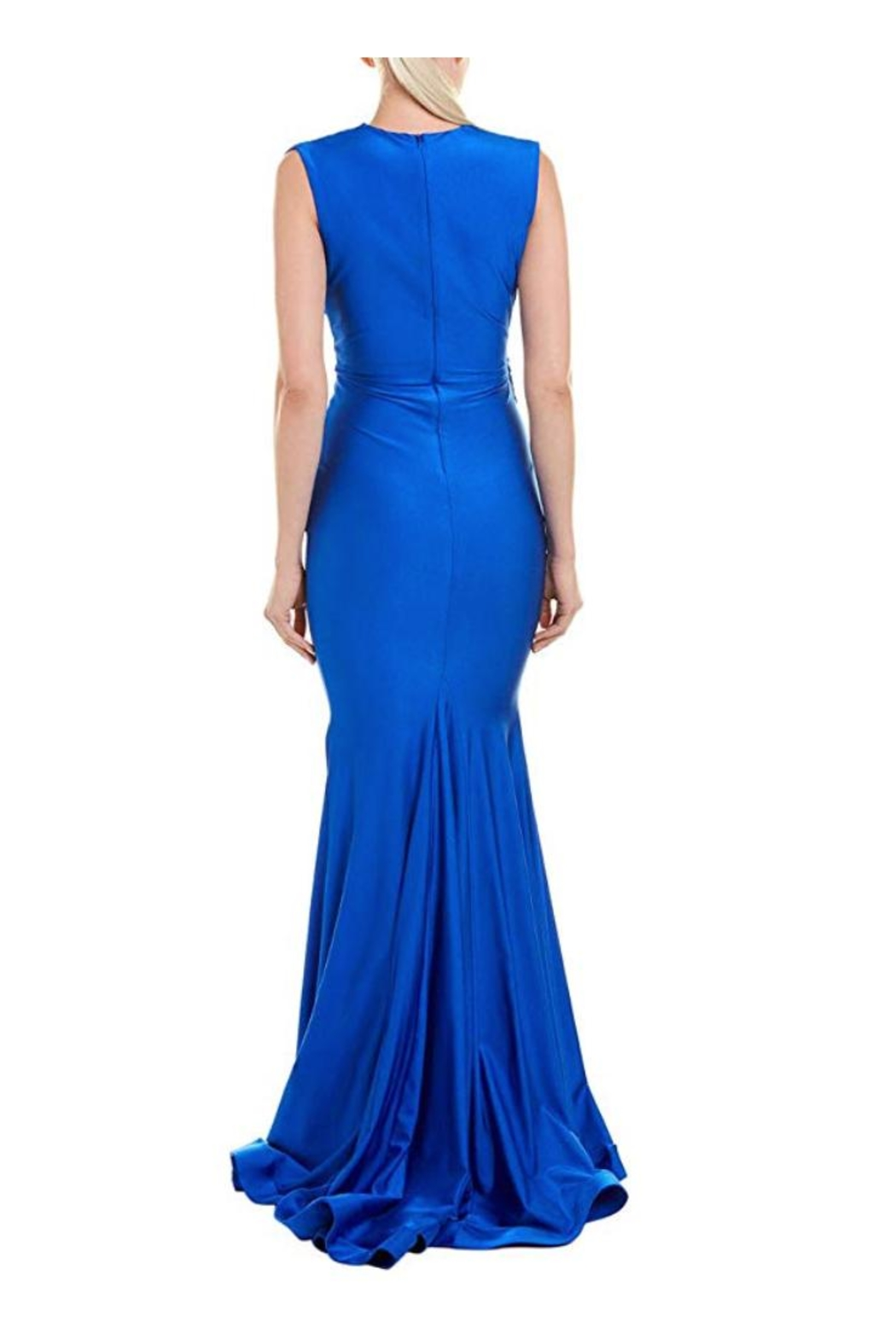 Issue New York Classy Royal Gown - Front Full Image