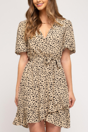 She and Sky Classy & Sassy dress - Front cropped