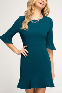 She + Sky Classy Style Dress - Product List Image