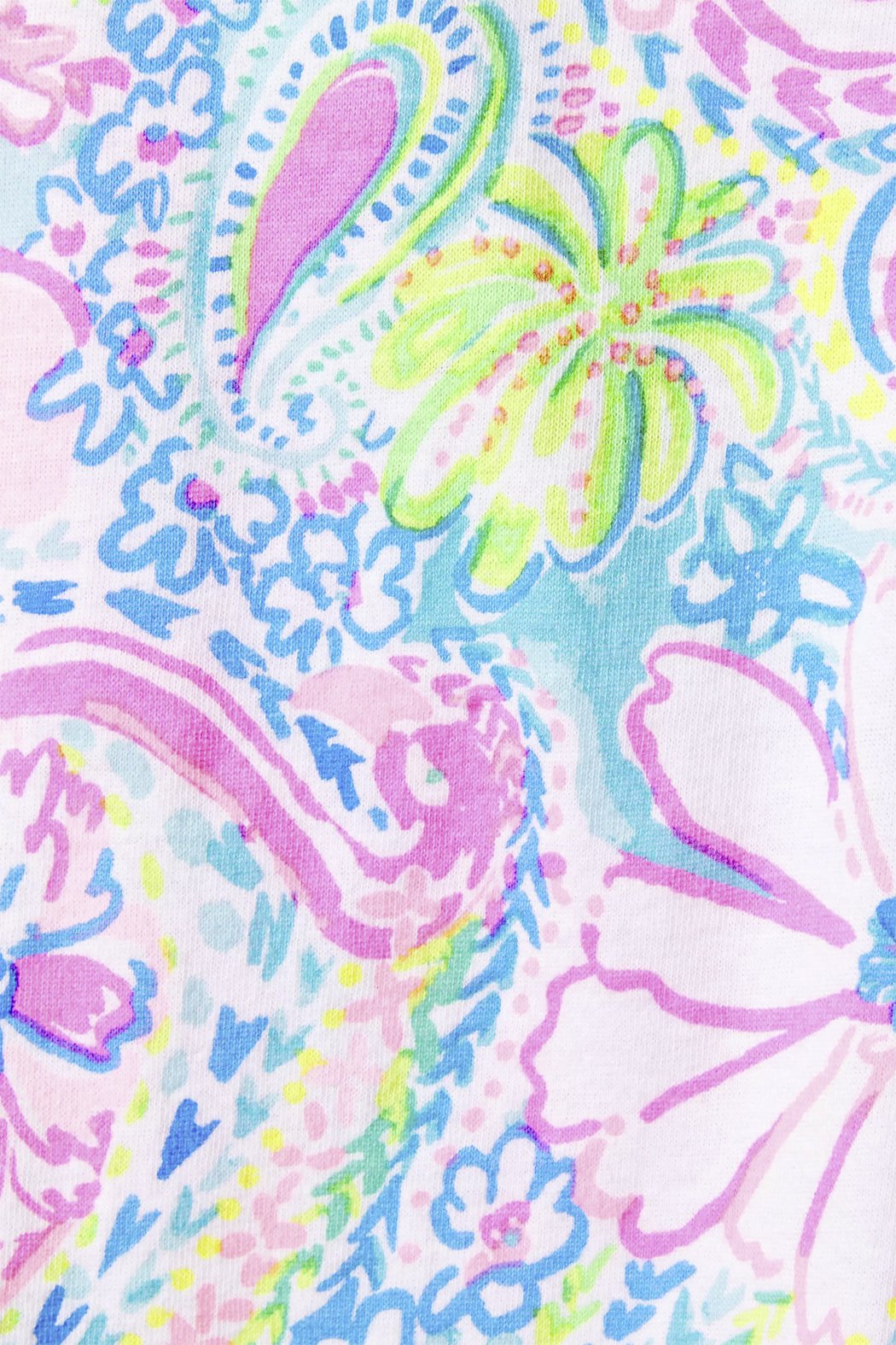 Lilly Pulitzer  Claudia Infant Dress - Back Cropped Image