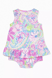 Lilly Pulitzer  Claudia Infant Dress - Front cropped