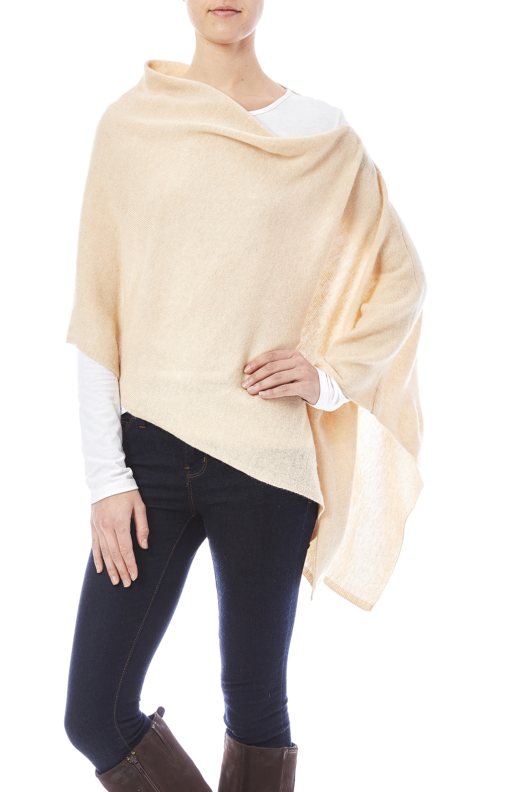 a34275529 Claudia nichole Cashmere Topper from Kentucky by Saratoga ...