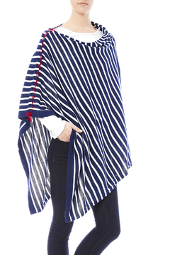 Shoptiques Product: Cotton Cashmere Topper Poncho