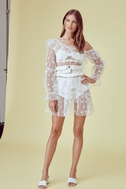 FOR LOVE & LEMONS Claudia Off-Shoulder Dress - Product Mini Image
