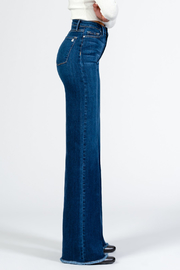 Black Orchid Denim Claudia Wide Leg Jeans - Side cropped