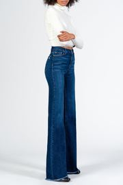 Black Orchid Denim Claudia Wide Leg Jeans - Other