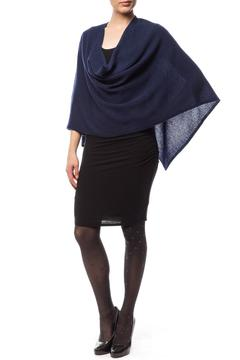Shoptiques Product: Cashmere Topper Midnight
