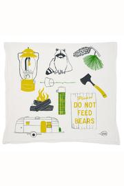 Claudia Pearson Camping Tea Towel - Product Mini Image