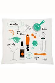 Claudia Pearson Cocktail Tea Towel - Product Mini Image