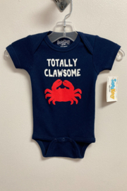 Sara Kety Clawsome Crab Snapsuit - Product Mini Image