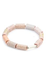 Jilzarah Clay Beaded Bracelet - Product Mini Image