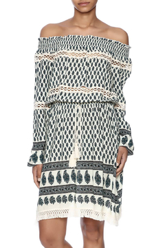 Clay Lucy Fringe Dress - Product List Image