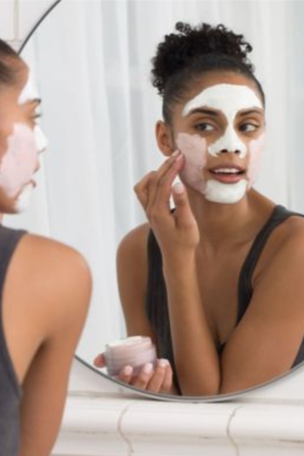 bareMinerals CLAYMATES BE PURE & BE DEWY MASK DUO Clay Face Mask Set - Side Cropped Image
