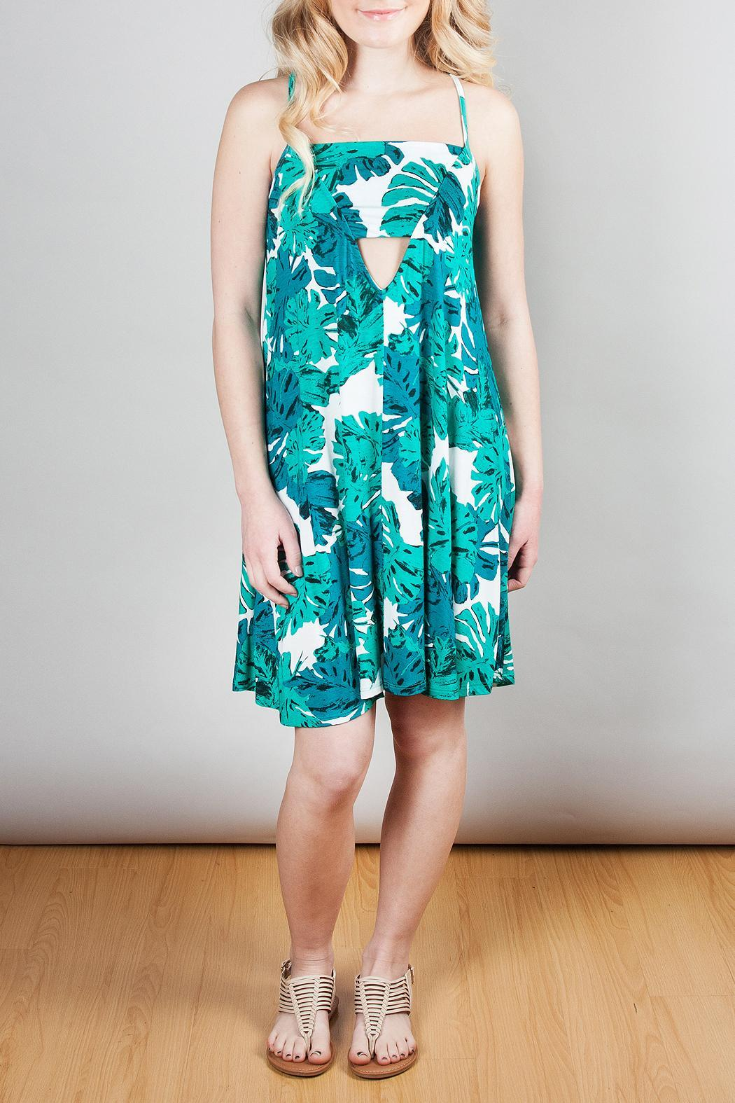 Clayton Adelia Dress - Main Image