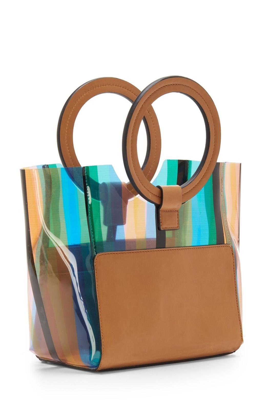Vince Camuto Clea Small Tote - Front Full Image