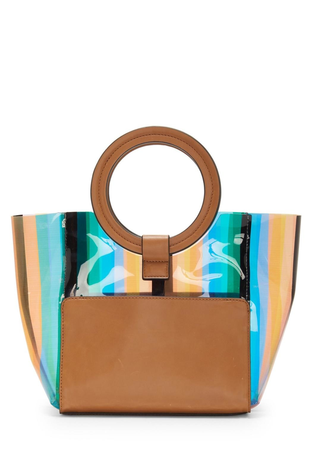Vince Camuto Clea Small Tote - Side Cropped Image