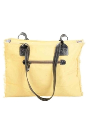 Clea Ray Cafe Paris Tote - Front full body