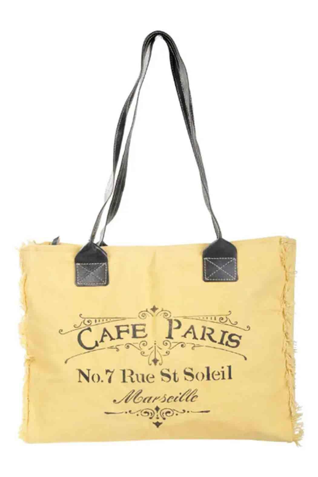 Clea Ray Cafe Paris Tote - Main Image