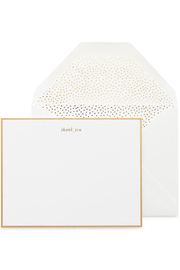 Sugar Paper Clean Thank You, Dots Card Set - Product Mini Image