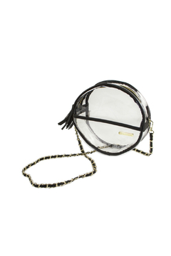 Shoptiques Product: Clear Canteen Crossbody