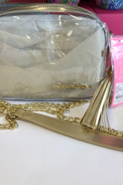 Lilly Pulitzer Clear Crossbody Bag - Product Mini Image