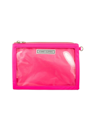 Stoney Clover Lane Clear Flat Pouch - Product Mini Image