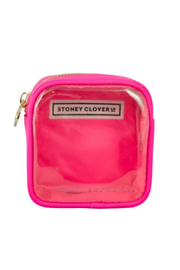 Stoney Clover Lane Clear Mini Pouch - Product Mini Image