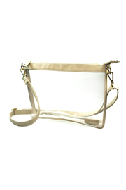 Capri Designs Clear Small  Crossbody - Product Mini Image