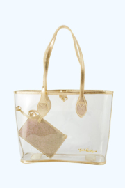 Lilly Pulitzer  Clear Tote Bag - Product Mini Image