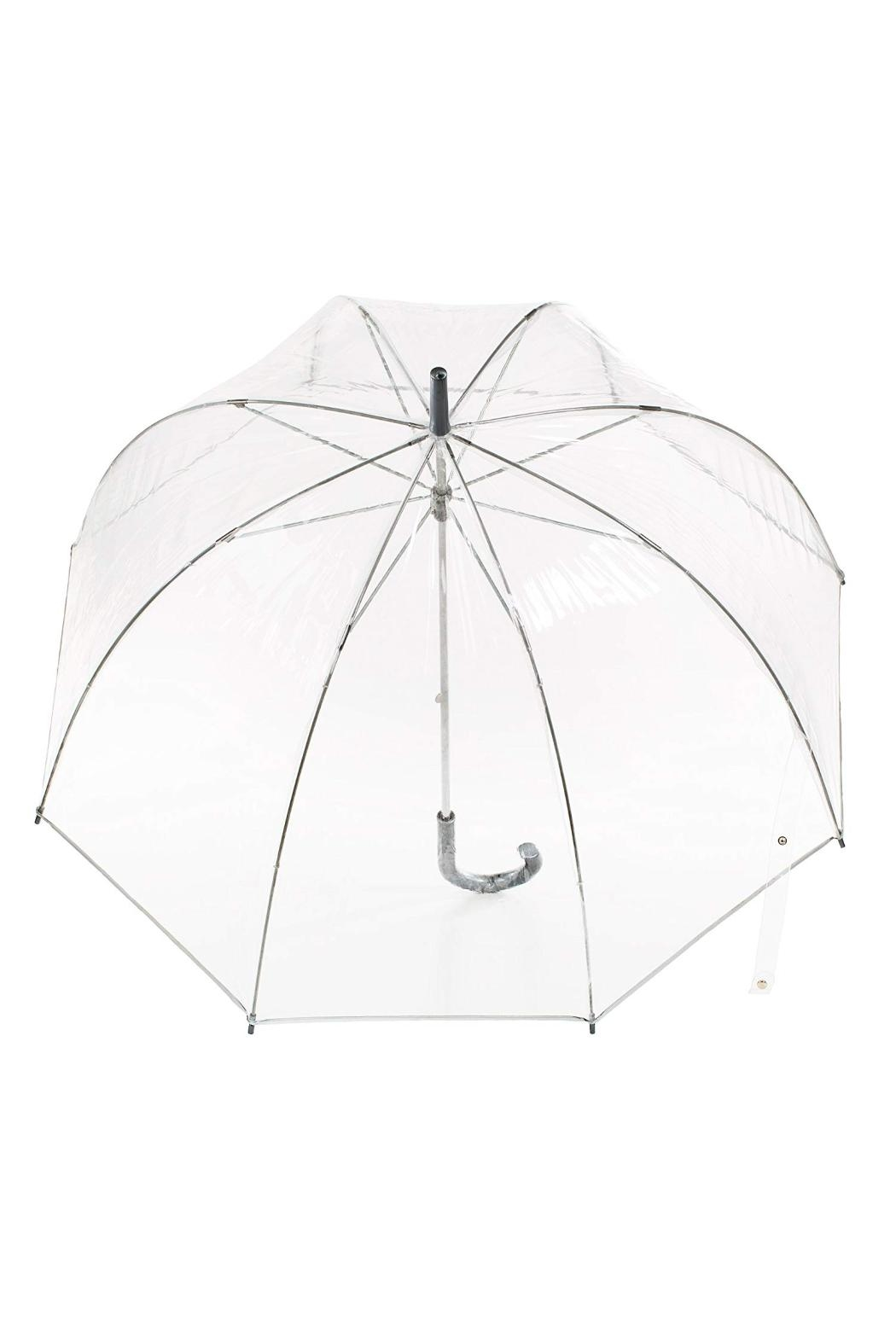 totes Clear View Umbrella - Front Full Image