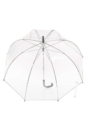 totes Clear View Umbrella - Front full body