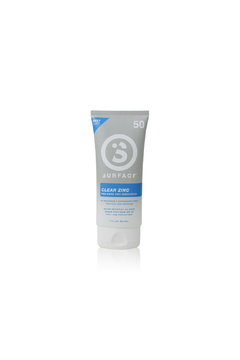 Surface Products Corp Clear Zinc Sunscreen SPF50 3oz - Alternate List Image