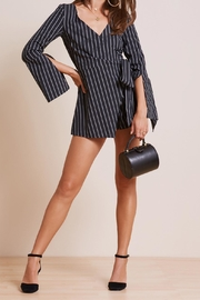 Finders Keepers Clearwater Playsuit - Product Mini Image