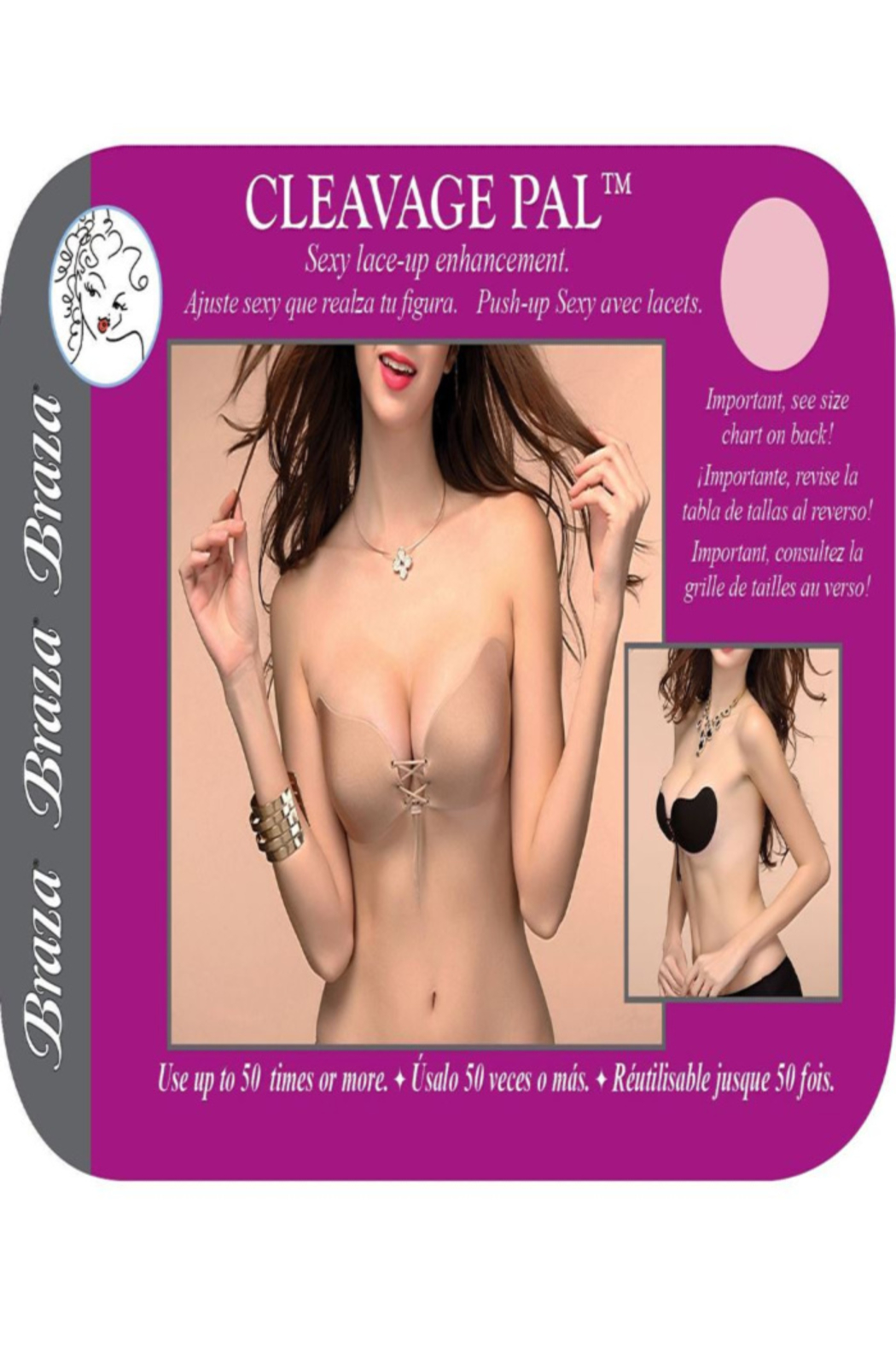 Braza Cleavage Pal from Indiana by Lyn-Maree s — Shoptiques 24493b813