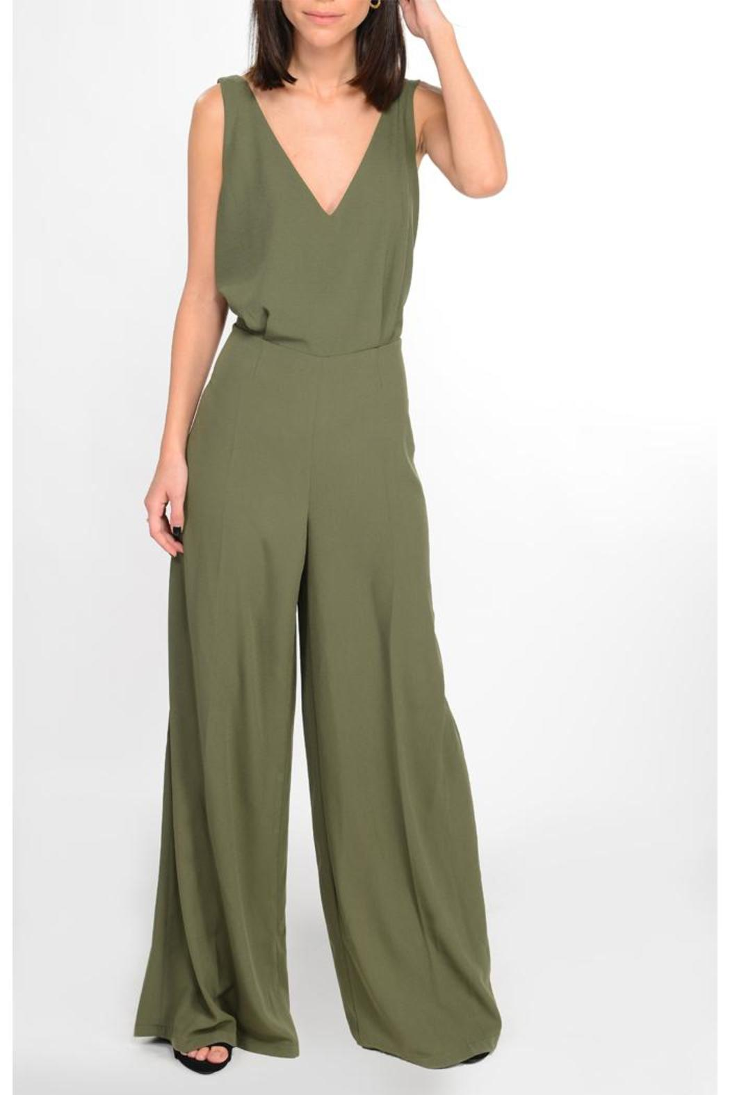 Clef.k Jemma Jumpsuit - Front Cropped Image