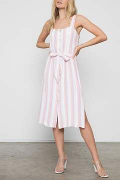 Shoptiques Product: Clement Stripe Dress